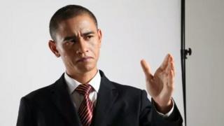 Imitador de Obama