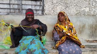 Sihaba na Hifadhi ni wakulima wa mwani Zanzibar