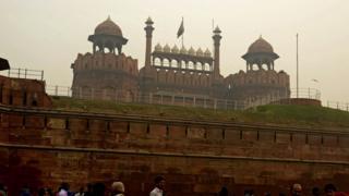 दिल्लीचा लाल किल्ला