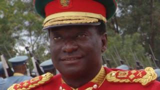 Mkuu wa majeshi mstaafu wa Tanzania Jenerali Davis Mwamunyange