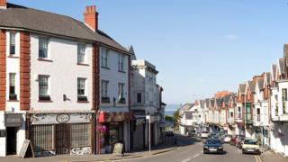 Oystermouth, Mumbles, Swansea