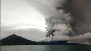 هنوز نگرانی هایی در مورد وقوع آتشفشانی دیگر وجود دارد