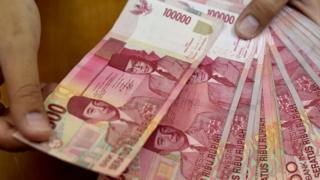 Indonesian bank notes