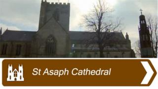 St Asaph Cathedral graphic