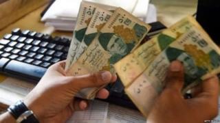 पैसा, पाकिस्तान