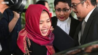 Siti Aisyah được trả tự do hôm 11/3/2019