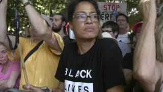 Jalane Schmidt, UVA professor and Black Lives Matter activist