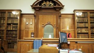 Historic Bow Street magistrates court