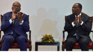 La Côte d'Ivoire et le Burkina Faso se mettent ensemble pour lutter contre le terrorisme.