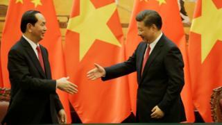 Chủ tịch Tập Cận Bình nhận lời sẽ tiến hành chuyến thăm cấp nhà nước tới Việt Nam và tham dự Hội nghị cấp cao APEC 2017 tổ chức tại Đà Nẵng vào cuối năm nay