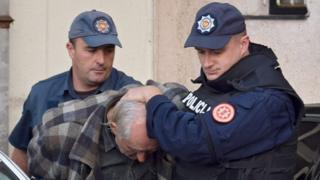 Полицейские в Черногории
