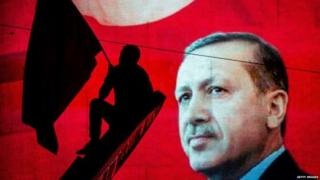 President Erdogan is pursuing alleged opponents both in Turkey and abroad