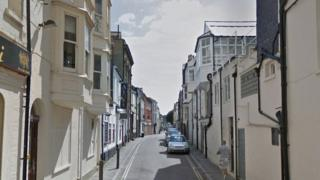 Maiden Street in Weymouth
