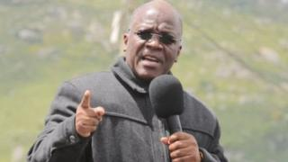 Rais John Pombe Magufuli wa Tanzania