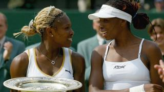 Serena won Wimbledon in 2002 for the first time, beating her sister Venus to win the singles title. This earned her the number one ranking in the world, knocking Venus off the top spot.