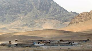 قاعدة عسكرية في قندهار