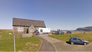 Bunessan Primary on Mull