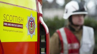 Firefighters tackle major Glasgow city centre fire