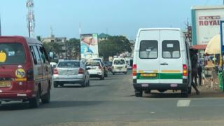 Vehicles for Accra