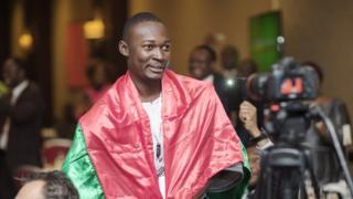 Christian Cédric Toé Rebranding Africa Forum Awards Afrique Avenir Rémy Nsabimana BBC Afrique