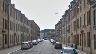 Argyle Street in Paisley