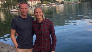Paul Bradshaw and wife Holly Bradshaw, 28