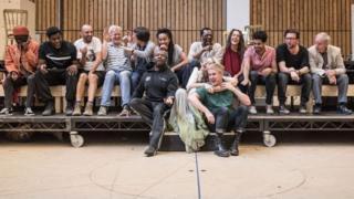 Amadeus cast and crew