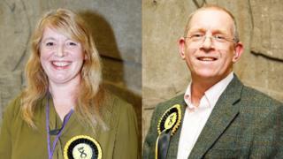 Sharon Wilson & Ian Ferguson