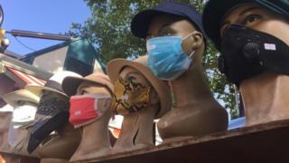 coronavirus vaccine City Hats