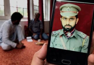 A photo of Mohammad Ashraf Dar