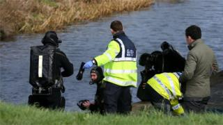 Kenneth O'Brien's torso was found on 16 January in the canal near Ardclough in Kildare