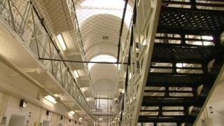 Ageing prison population 'sees officers working as carers'