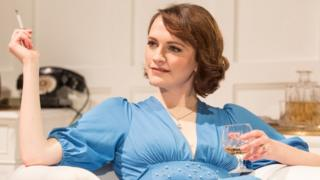 Charlotte Ritchie in The Philanthropist