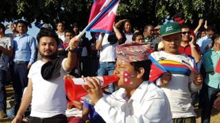 नेपाली समर्थक