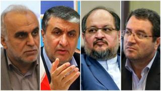 iran propsed ministers