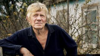 В заброшенную деревню Димитрово китайцев позвал бывший нефтяник Александр Сомов
