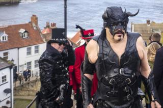 Whitby Goth Weekend October 2017