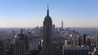 Edificio Empire State en Manhattan