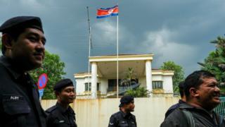 Có một số công dân Malaysia từng làm việc tại Bắc Triều Tiên