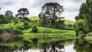 Хоббитон в Новой Зеландии