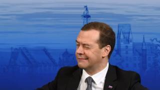 Prime Minister Dmitriy Medvedev
