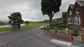 Dewhirst Road in Syke, Rochdale