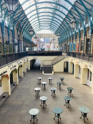 Trending News : Covent Garden