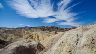 File photo of Death Valley, California, taken in July 2020