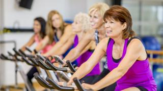 Fitness And Weight Loss Trial To Target Breast Cancer - BBC News