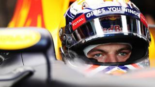 Max Verstappen of Netherlands and Red Bull Racing sits in his car in the garage during the Formula One Grand Prix of Italy at Autodromo di Monza on September 4