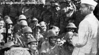 1965 இந்திய - பாகிஸ்தான் போரின்போது சீனா தலையீட்டிற்கு அஞ்சிய இந்தியா