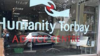 Humanity Torbay headquarters