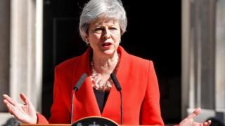 Frai Minista Theresa May