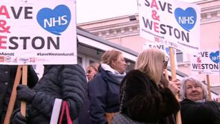 Save Weston campaigners